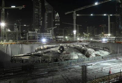 IN PICS: Star Wars comes to Dubai