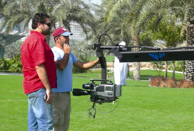 UAE locations in the frame for multi-platform doco