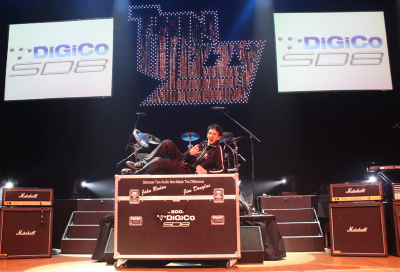The boys are back with DiGiCo