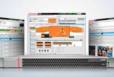 Thomson Video Networks launches FUZE-1