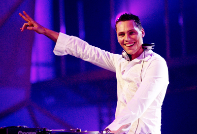 Tiesto show in Abu Dhabi sold-out