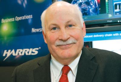 Thorsteinson quits as Harris boss