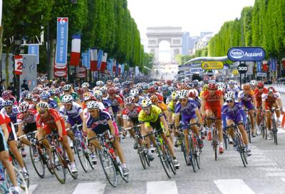 Globecast deliver coverage of 100th Tour de France