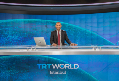 Turkish news channel expands its reach