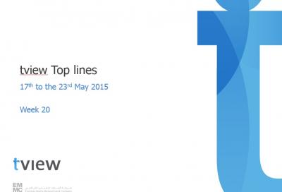 UAE TV ratings May 17-23
