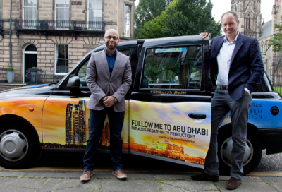 Twofour54 promotes Abu Dhabi in Edinburgh