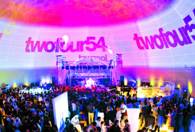 Twofour54 signs training agreement with Adobe