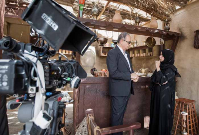 twofour54 welcomes MBC drama to Abu Dhabi