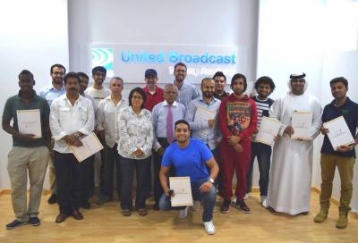 In Pics: UBMS's DaVinci Resolve workshop