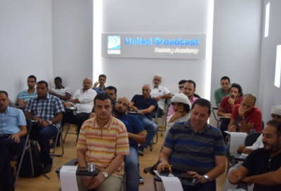 UBMS hosts Sony workshop in Arabic