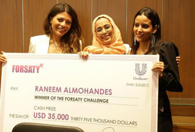 Middle East's new vlogging star Raneem