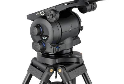 Vinten introduces new camera heads at IBC