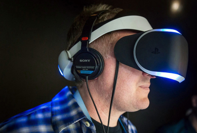Filmmaking in virtual reality