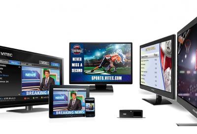 Vitec launches digital signage platform