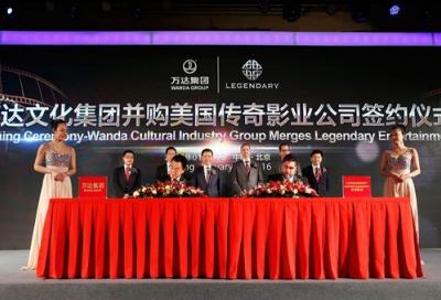 Wanda acquires Legendary Entertainment for $3.5bn