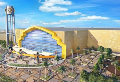 Warner Bros theme park to open in UAE in 2018