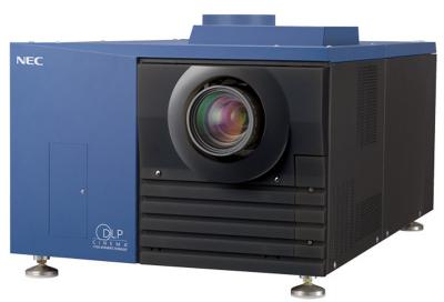 NEC brightens future for 3D cinema