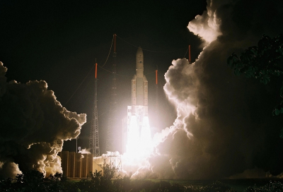 Arabsat 5A launched after three-day hold-up