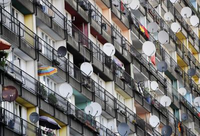 Abu Dhabi cracks down on illegal satellite dishes
