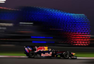 AV tech upstages Abu Dhabi F1 action
