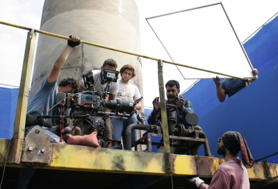 IN PICS: On location with Worthy