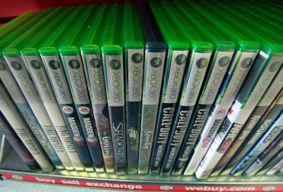 Microsoft seals content deals for Xbox 360