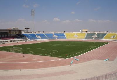 TOA supplies new audio system to Aden stadium