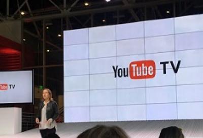 YouTube unveils 'YouTube TV' platform