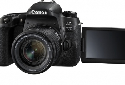 Canon launches new DSLRs and lens