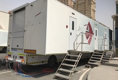 Qatar TV orders Lawo tech for OB vans