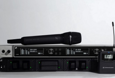 Sennheiser takes Digital 6000 on tour