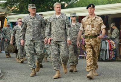 Brad Pitt's War Machine launches on Netflix
