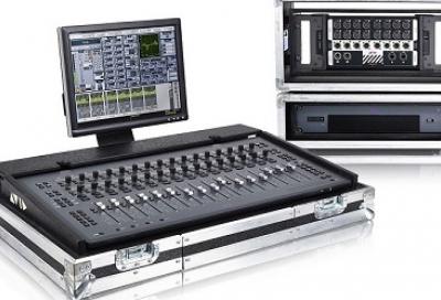 Avid inks live sound partnership with NMK