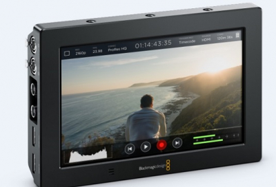 Blackmagic releases update for Video Assist 4K
