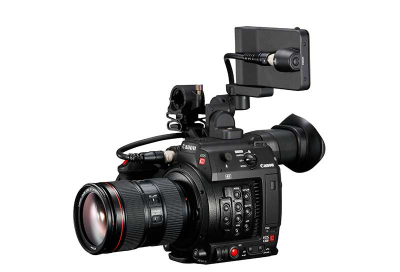 Canon lauds seamless workflows at IBC