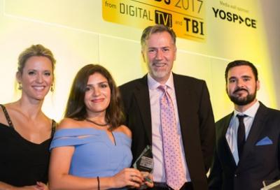 mena.tv Content Hub scoops award at MIPCOM
