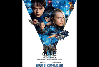 Novo Pictures' first venture- Valerian hits theatres