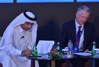 Arabsat and BBC Arabic renew agreement
