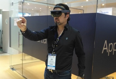 Blink Studios demonstrates mixed reality animation at GITEX