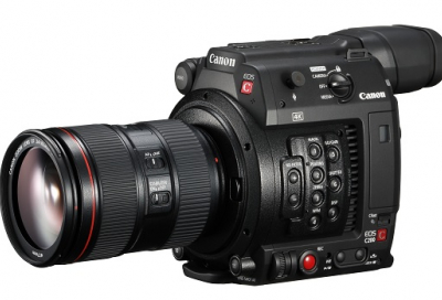 Canon offers glimpse of 4K workflow solutions