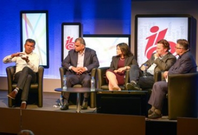 CTO panel lauds benefits of AI at IBC