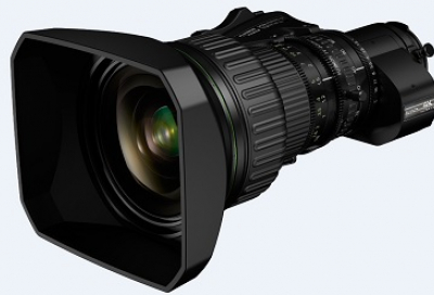 Fujinon unveils mini 4K lens for broadcast