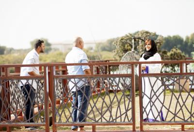 IN PICS: Scenes from Qalb Al Adala (Justice)