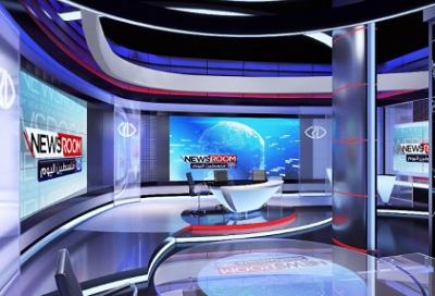 Palestine Today TV upgrades workflow with Grass Valley