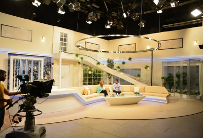 In Pics: Roya TV's new studios in JMC