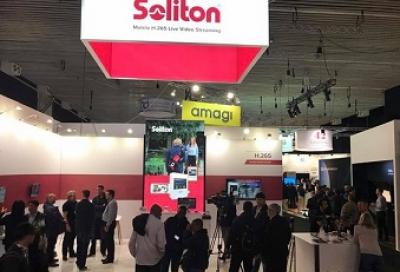 Soliton Systems integrates NewTek NDI