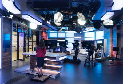 Marjan Television Network selects Chroma-Q Space Force fixture for London Studios