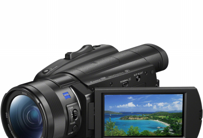 Sony launches new Handycam FDR-AX700 in the UAE