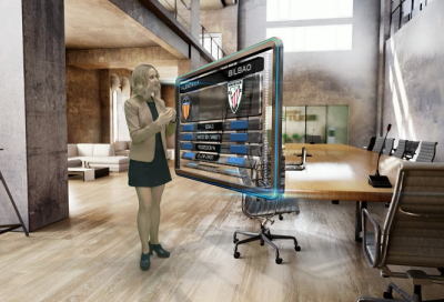 Brainstorm to Demonstrate Hyper-realistic Augmented Reality Graphics Systems at CABSAT
