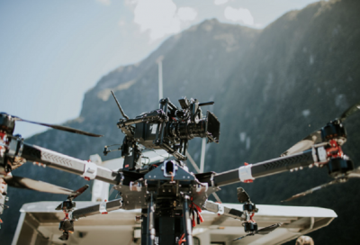 Thor:Ragnarok production uses Teradek technology for real-time drone video feed